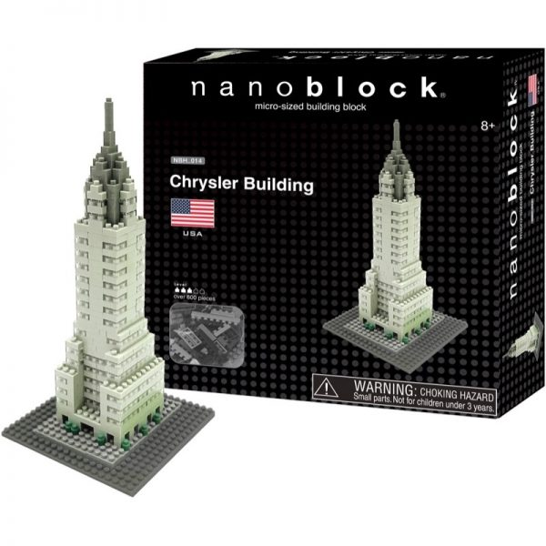 Nanoblock Chrysler Building bild