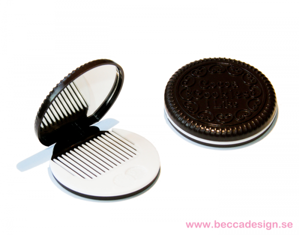 Oreo cookie spegel bild