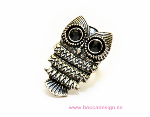 Owl ring bild