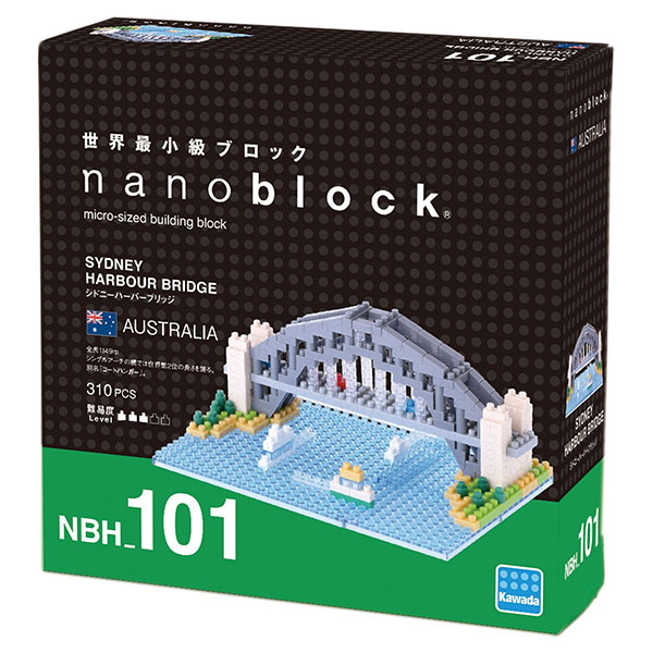 Nanoblock Sydney Harbour Bridge bild