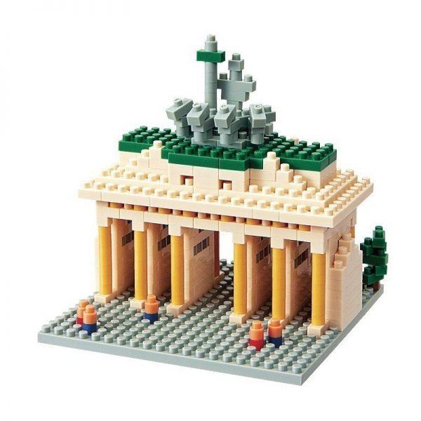 Nanoblock Brandenburger Tor bild