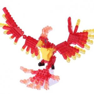 Nanoblock Fågel Fenix bild