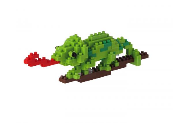 Nanoblock Kameleont bild