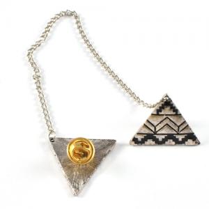Kragspänne triangel bild