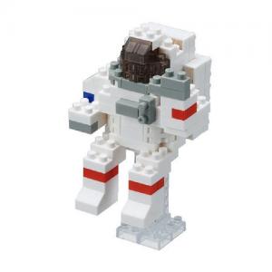 Nanoblock Astronaut bild