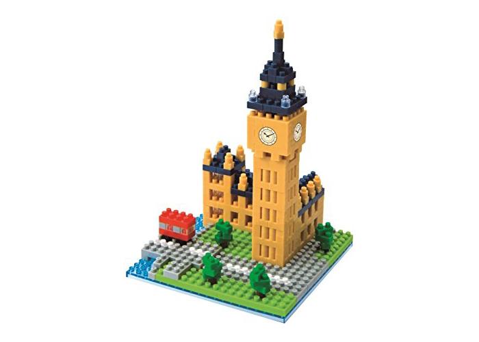 Nanoblock Big Ben bild