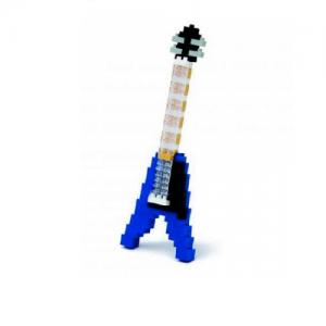 Nanoblock Elgitarr Gibson Flying V bild