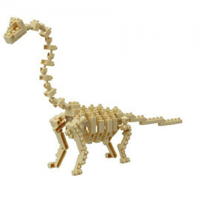 Nanoblock Dinosaurie - Brachiosaurus bild