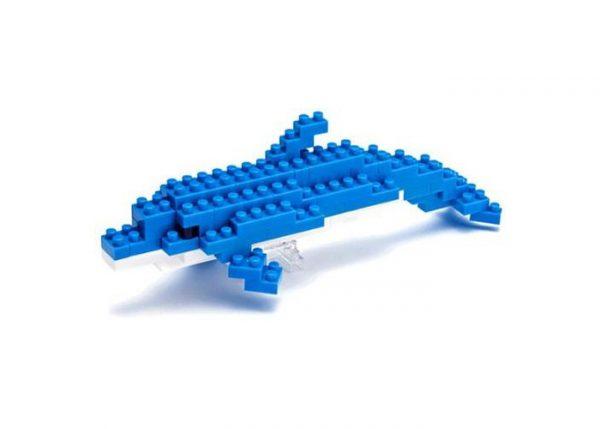 Nanoblock Delfin bild