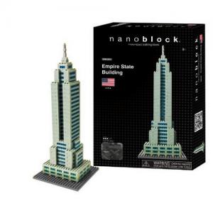 Nanoblock Empire State Building bild