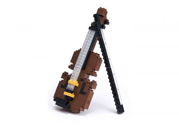 Nanoblock Fiol / Violin bild