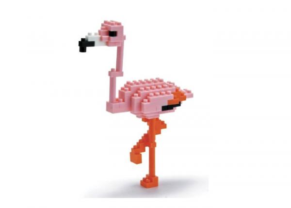 Nanoblock Flamingo bild