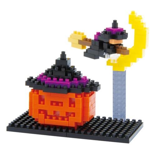Nanoblock Halloween Pumpa bild