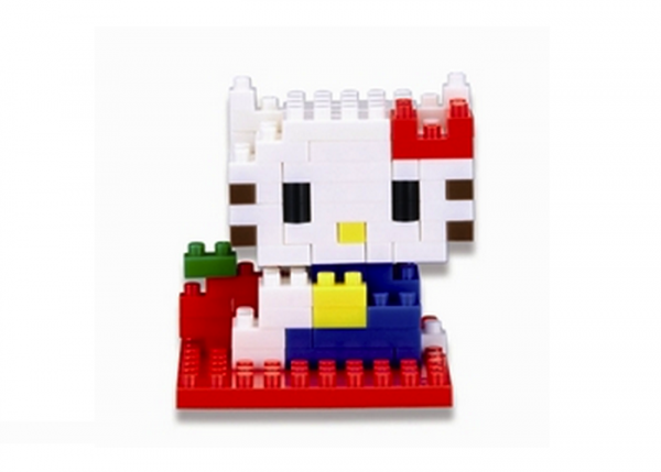 Nanoblock Hello Kitty bild