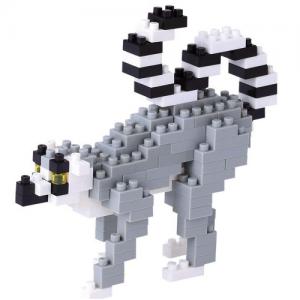 Nanoblock Lemur bild