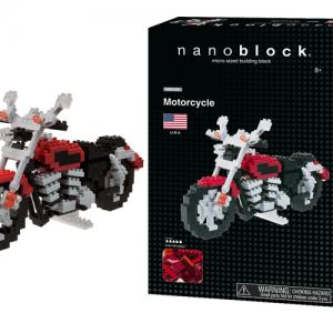 Nanoblock Motorcykel bild