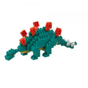 Nanoblock Dinosaurie - Stegosaurus bild
