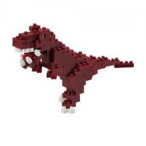 Nanoblock Dinosaurie - T-rex (Tyrannosaurus rex) bild