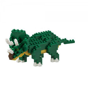 Nanoblock Dinosaurie - Triceratops bild