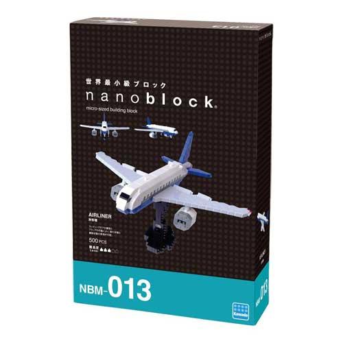Nanoblock Flygplan bild