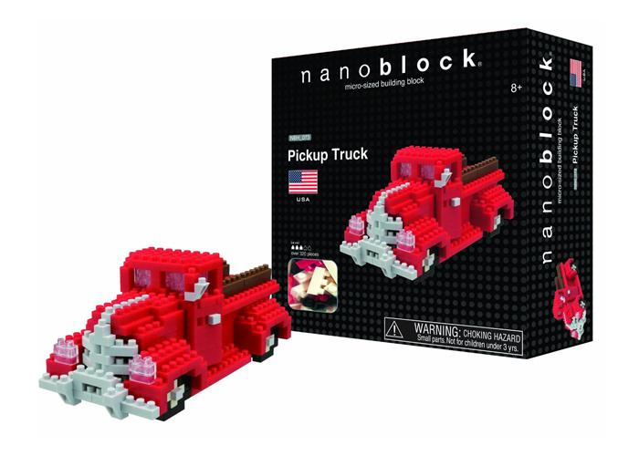 Nanoblock Pickup Truck bild