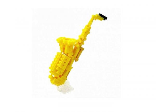 Nanoblock Saxofon bild