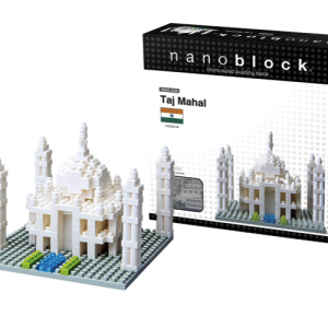Nanoblock Taj Mahal bild