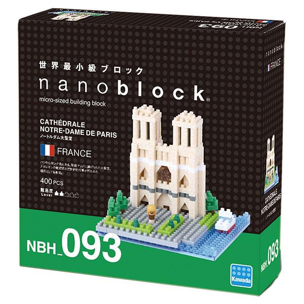 Nanoblock Notre Dame bild