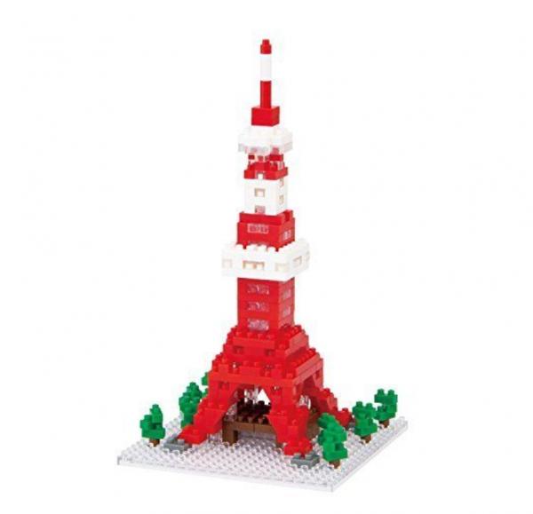 Nanoblock Tokyo Tower bild
